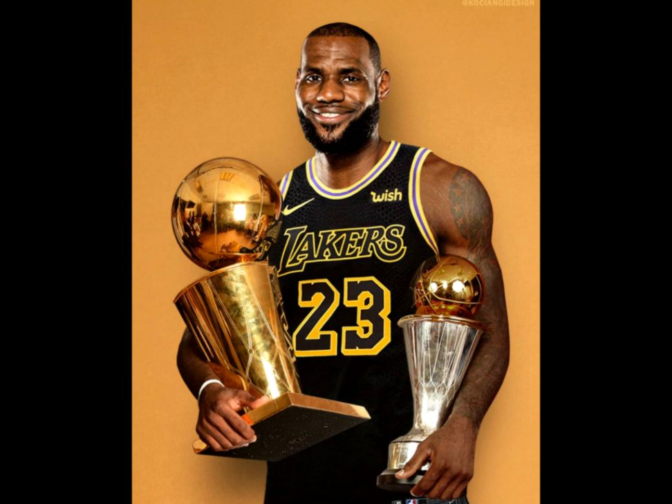 LeBron James Explains Why He Signed For The Los Angeles Lakers