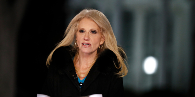 Kellyanne Conway hires her own chief of staff as Renee Hudson