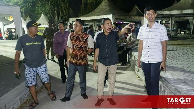 Hari Pertama Relokasi, Bupati Haryanto Yakinkan Soal Ini ke PKL