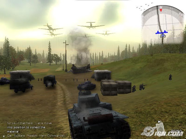 Panzer Elite Action Fields of Glory PC Full Version Screenshot 1