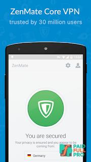 ZenMate VPN Premium APK