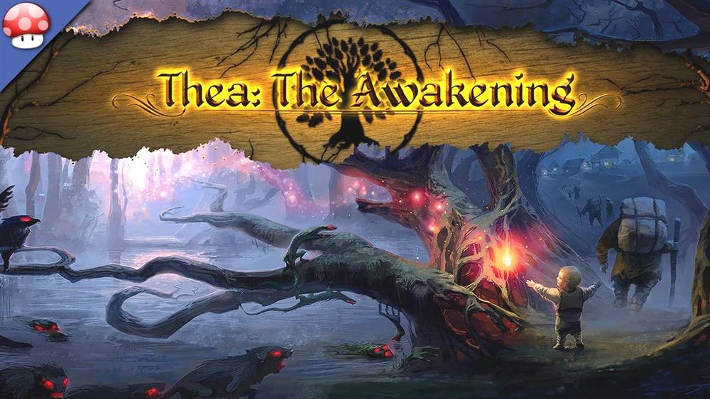 Thea The Awakening Download Poster