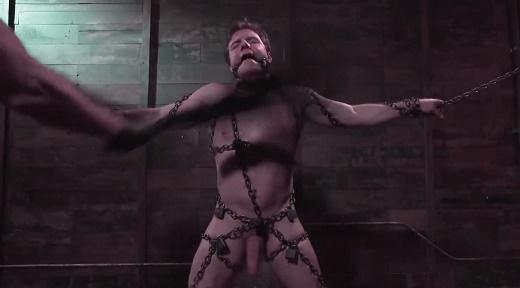 Gay master para esclavo