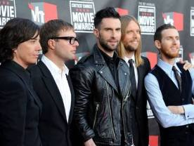 Integrantes do Maroon 5