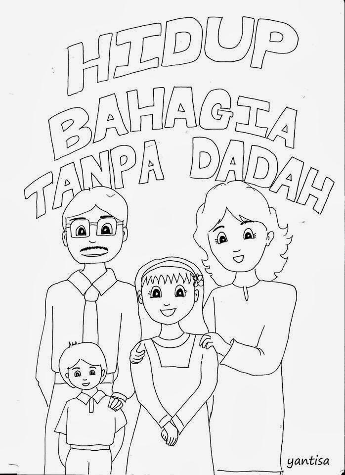 Panitia Psv Dsv Sk Parit Kasan Kertas Mewarna Poster Program Anti Dadah