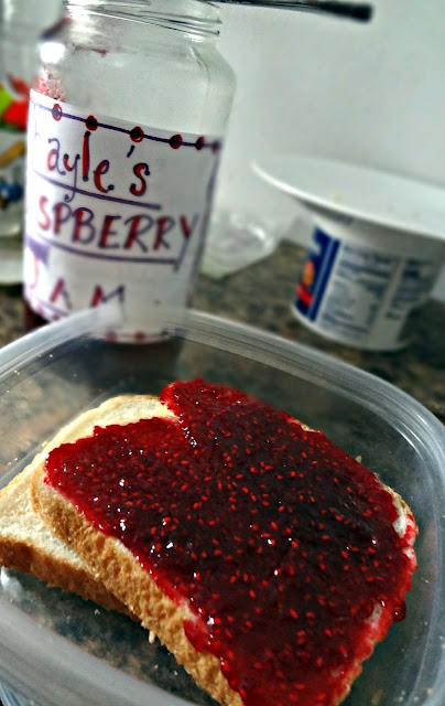 Raspberry Jam (Pectin Free)