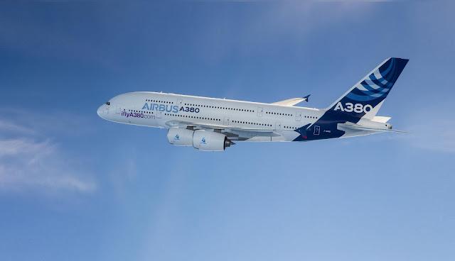 Airbus A380 - F-WWDD