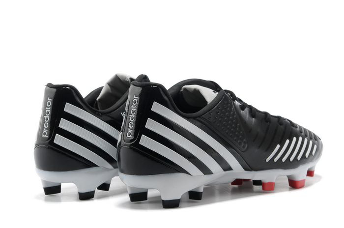 online store fc022 5f336 ... much of a fight next to Thomas Müller s design! Shocking or rocking   Let us know what you think. 2013 Newest Adidas Predator LZ DB FG Black White  Sales
