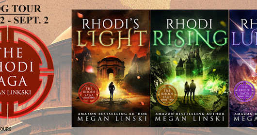 Book Reviews - The Rhodi Saga, By Megan Linski