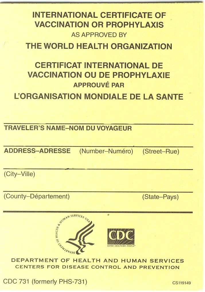 Uganda rwanda tourism travel info guide news 2016 yellow fever vaccination certificate advice to rwanda spiritdancerdesigns Gallery