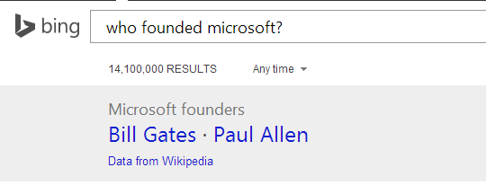 who founded Microsoft?