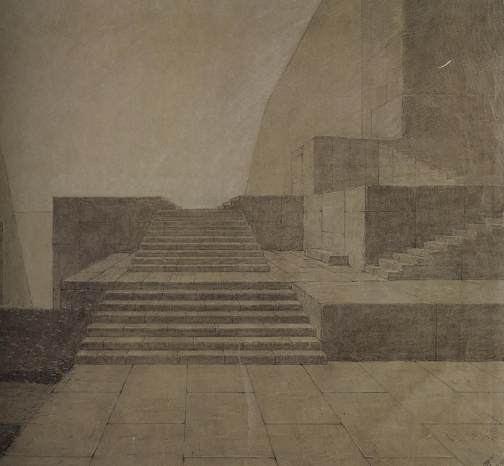 Lo spazio evocato: Le architetture evocate di Adolphe Appia