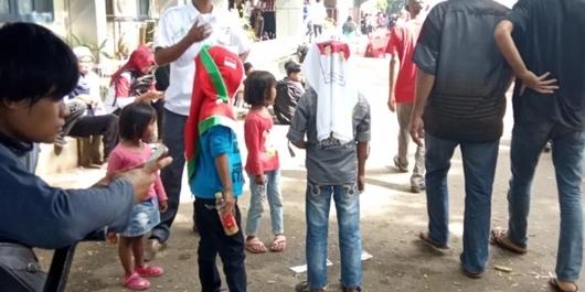 Bawaslu Lihat Ratusan Anak Ikut Kampanye Jokowi di Serang