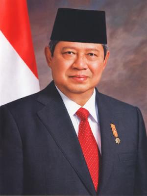 Susilo Bambang Yudhoyono Presiden RI Ke-6