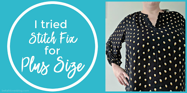 Stitch Fix plus size