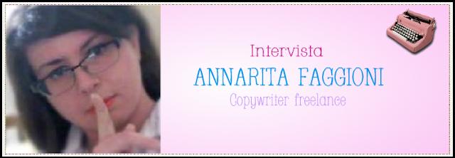 interviste copywriter Annarita Faggioni specialista web