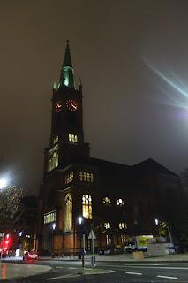 16.11.2017 Düsseldorf - Bachsaal in der Johanneskirche
