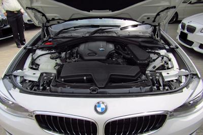 Foto Mesin 320d LCI BMW F30