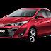 Warna Toyota New Vios 2018