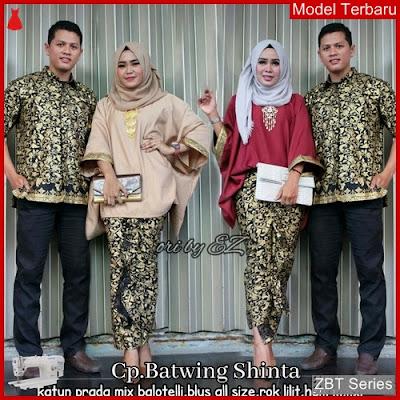 ZBT05609 Kebaya Batik Couple Shinta Ala Jawa BMGShop