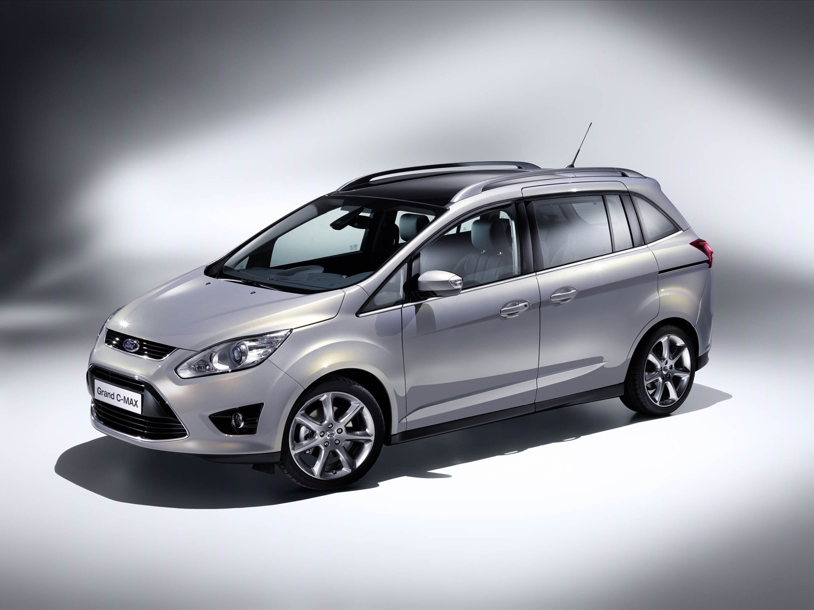 Ford C Max >> Car Pictures: Ford Grand C-MAX 2011
