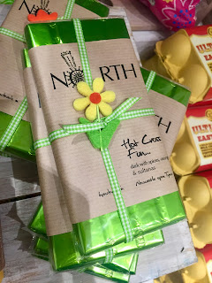 North Chocolates Hot Cross Fun Bar
