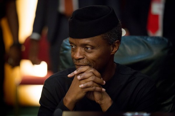 Nigerians Can Now Afford a Good Home With N30,000 - Osibanjo