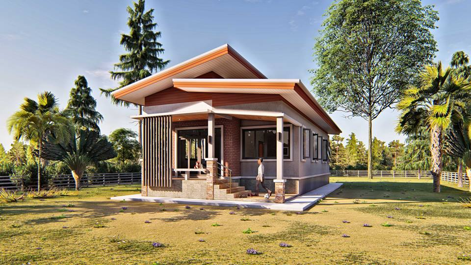 Many people nowadays are excited about living small and simple that can be achievable through these following gorgeous small houses. These gorgeous small homes are great for the cost-conscious people who want to own a home with a small budget. With the development of new technology nowadays, you can even have everything you need and want in a small area.  Small houses are practical nowadays! It can be a beautiful single family home for those who are looking for a small and simple house. Practical and ideal family house for young couples, newly-marrieds, and families with a small budget for homes.