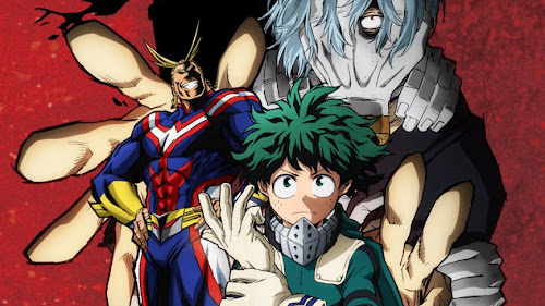 Descargar Boku no Hero Academia 2nd season [00/??][MEGA]