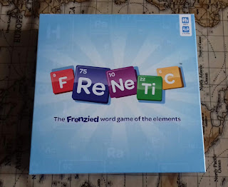 FReNeTiC! - The frenzied word game of the elements - Review