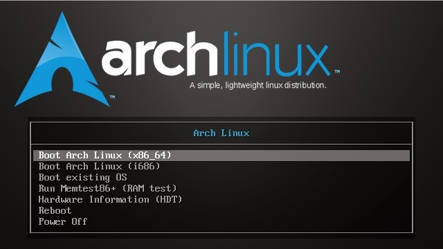 Proto-Hack: How to set up Arch Linux