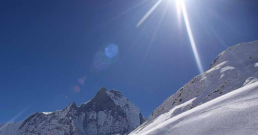 Annapurna Ski Touring - February 2018