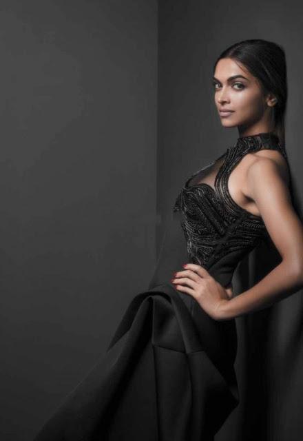 Deepika Padukone Poses for Grazia Magazine April 2016