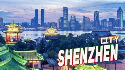 Kisah Perjalanan ke Kota Shenzhen China