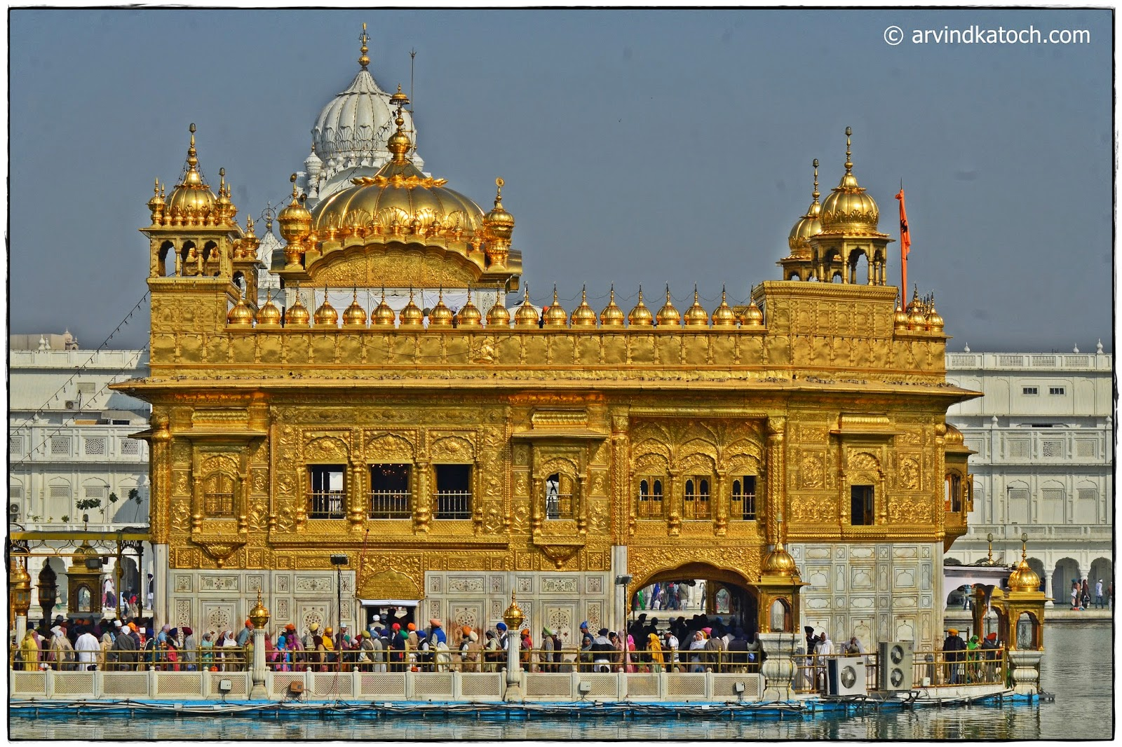 The Golden Temple, Amritsar, Main Temple,