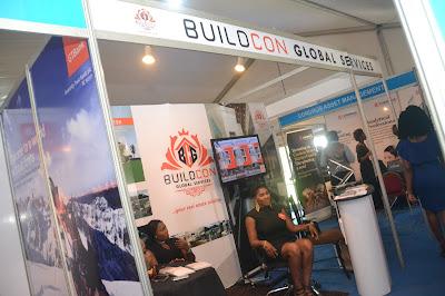 Subscribers, Visitors Laud Buildcon @ Lagos Exhibition