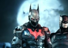 تحميل لعبة باتمان الجديدة Batman Arkham Knight