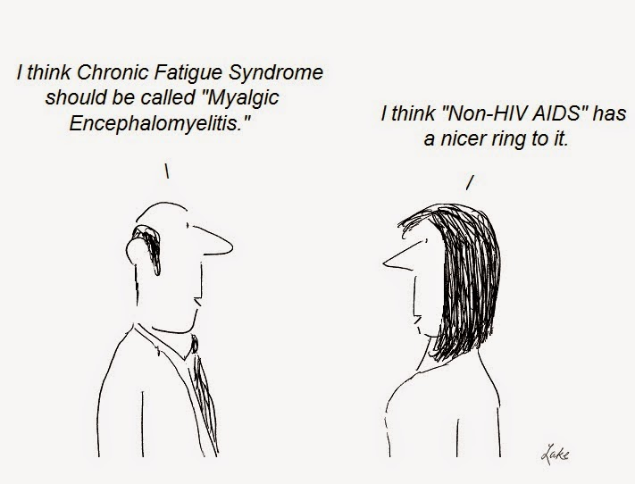 myalgic encephalomyelitis, aids, cfs, chronic fatigue syndroem, julian lake, gay, epidemiology