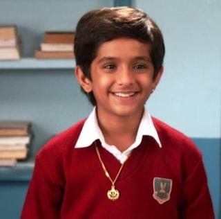 Profil Bhavesh Balchandani Pemeran Ranvi cilik