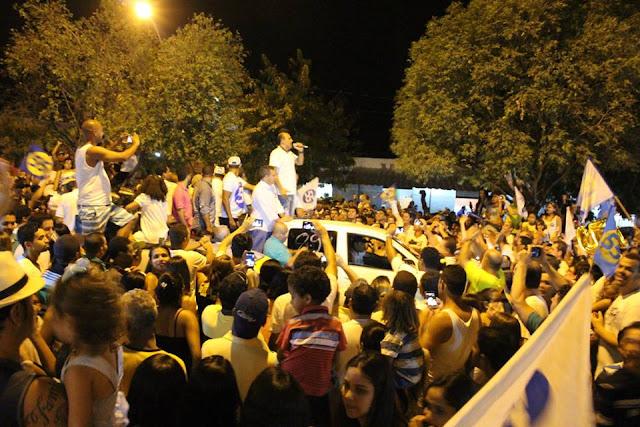 Resultado da eleição para prefeito de Almenara