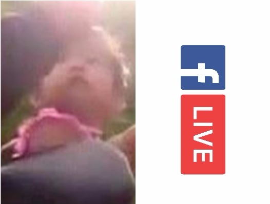 Young Man hangs him self and his 11-year-old daughter on Face-book Live after wife upset him