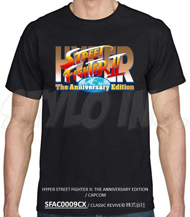 SFAC0009CX HYPER STREET FIGHTER II: THE ANNIVERSARY EDITION