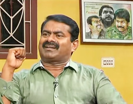 Kelvi Kanaigal | Interview with Seeman 25-03-2017 Sathiyam Tv