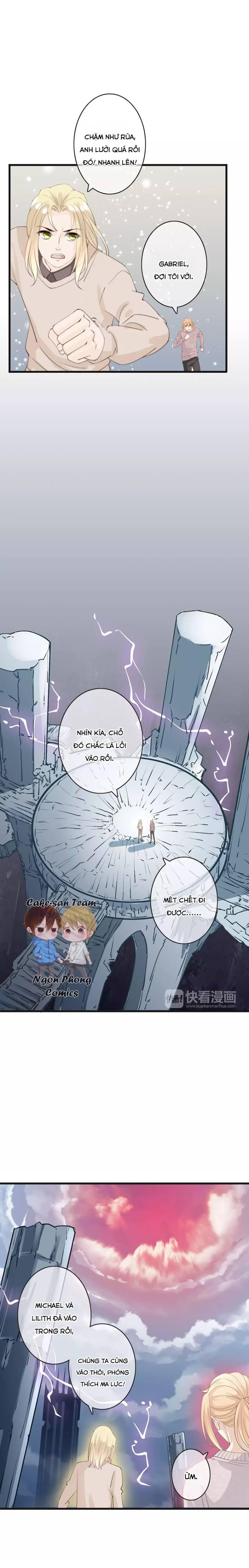 Thiên Thần Không Có Tiết Tháo chap 30 - Trang 8