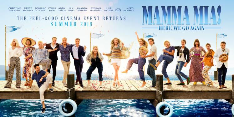 GeekMarloz / Mamma Mia! Vamos otra vez