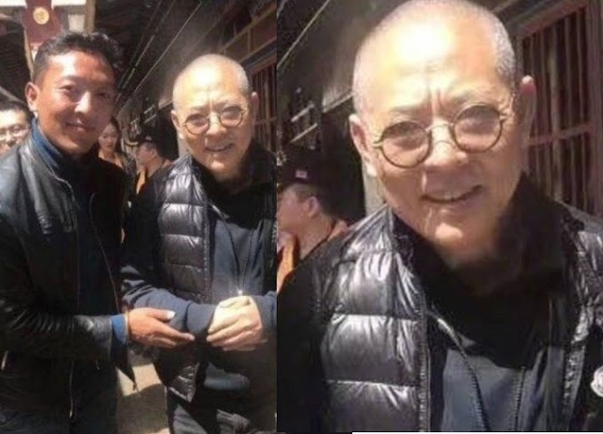 Alleged photos of legendary actor, Jet Li looking unrecognizable amid battle with 'hyperthyroidism and spinal problems' surfaces