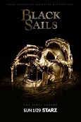 Black Sails Temporada 4×08