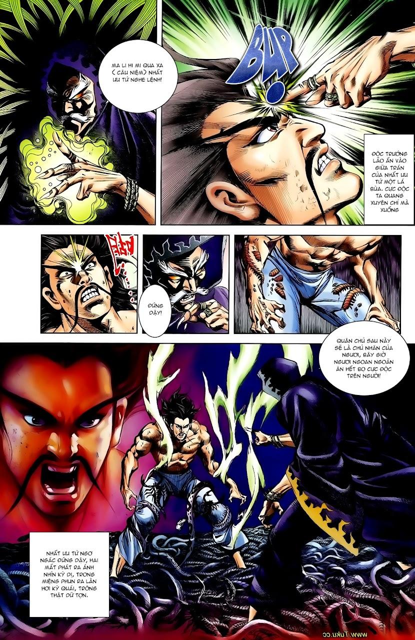 Cơ Phát Khai Chu Bản chapter 112 trang 7