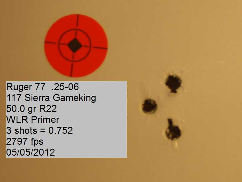 Lookin for an Accurate 25-06 Rem  Load - The Firing Line Forums