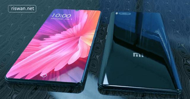 6 Hp Xiaomi RAM 6GB dengan Harga Termurah 2018 - Xiaomi Mi Mix 2